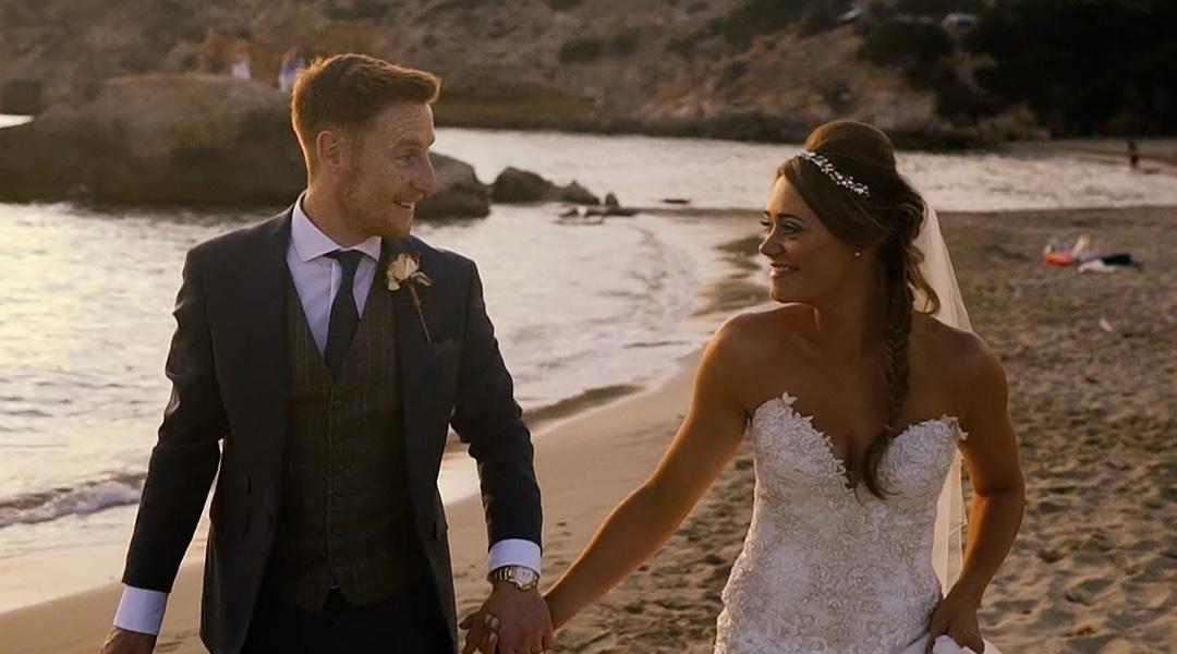 Wedding videographer cheshire